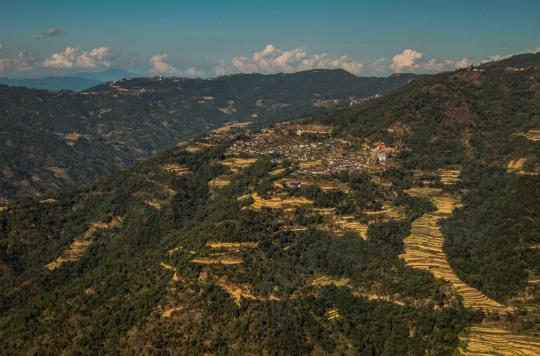 Villages around the village